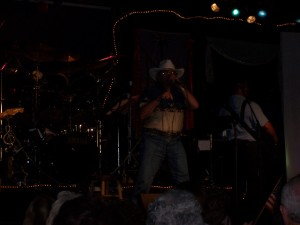 Performing at the Orange Blossom Opry